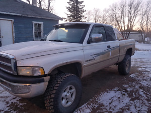 Lifted 1997 dodge 1500 4x4