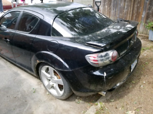 Mazda RX8  AS IS  $3000 or best offer