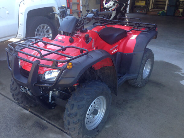 Used 2006 Honda TRX400 Canadian Trail Edition (with GPS)