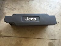 2003 jeep Tj hide a trunk