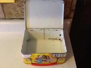 1970 HEE HAW METAL LUNCH BOX London Ontario image 6