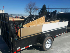 Garbage and reno wasteremoval