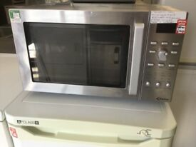 Delta stainless steel microwave With Grill