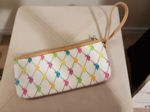 US Polo Assn Clutch - never used