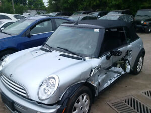 2005 MINI Mini Cooper Convertible just arrived at Pic N Save!