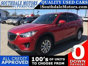 2015 MAZDA CX-5 TOURING * SUNROOF * REAR CAM * BLUETOOTH * PREMI