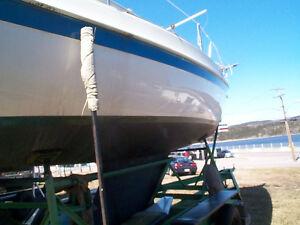 voilier Tanzer 26  Faut Vendre ! fait une offre raisonnable Saguenay Saguenay-Lac-Saint-Jean image 3