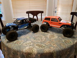 Axial Wraith Spawn and Bomber Kits