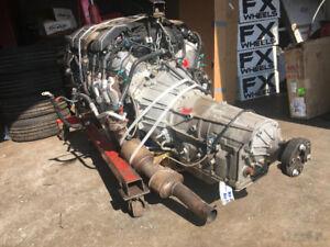 LS3 Motor Engine Trans 6L80 Dropout Camaro Corvette LS Swap LS1
