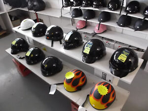Clearance Sale! . Biker helmets Moose Jaw Regina Area image 1