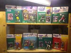 HUGE Starting Lineup Collectable Collection London Ontario image 8