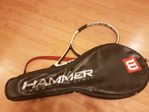 Wilson Hammer Carbon Tennis Racket