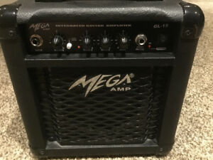 Mega Amplifier GL-15