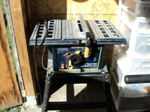 table saw/stand - Fort Erie