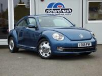 2015 Volkswagen Beetle 1.2 TSI BlueMotion Tech Design (s/s) 3dr