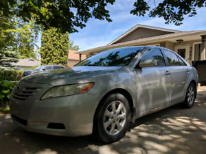 Toyota Camry 2007 LE $7,000 OBO safetied