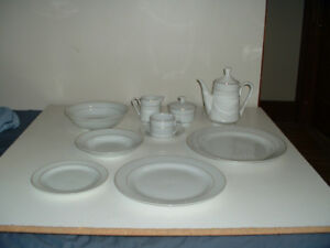Piecemeal/Set Sale of Gallery Dishes by Inhesion