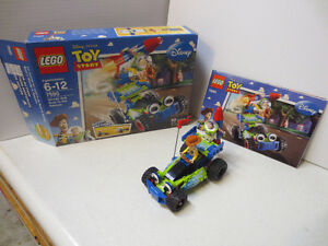 Lego 7590 Toy Story Woody & Buzz to the Rescue