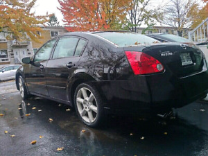 Nissan Maxima for ParTS or  P A R T O U T  Nissan Maxima 2005. w