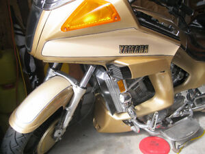 1983 YAMAHA VENTURE ROYALE TOURING W SADDLE BAGS