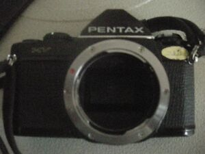Pentax MV 35mm SLR Camera