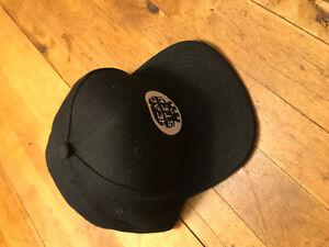 Casquette noire Headster