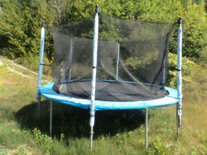 "12"" JumpTek Trampoline"