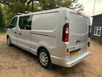 2015 Vauxhall Vivaro 2900 1.6CDTI BiTurbo 120PS eFLEX Sportive H1 D/Cab Crew Van