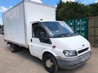 Ford Transit 2.4TDI 115 Extended 350 LWB 06 reg fitted 13ft box with tailift