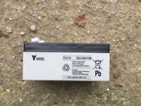 12volt battery