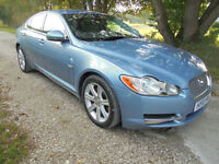 Jaguar XF 3.0TD V6 auto 2010 Luxury SERVICE HISTORY NAVIGATION LEATHER