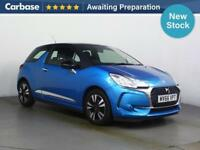 2016 DS DS 3 1.6 BlueHDi Chic 3dr