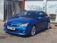 2008 57 Vauxhall Astra VXR, Factory Colour SatNav, Keyless Entry, Stage 2 290BHP, PX Swap