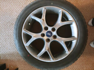 """Ford Focus 2013 Summer rims and tires 17"""""""