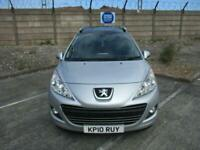 2010 Peugeot 207 1.6 VTi Sport 5dr ESTATE Petrol Manual
