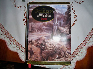 """""""Lord of the Rings"""" TRILOGY in One Book, Commemorative Ed., 1991"""