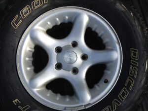 Tire & Rims Wanted