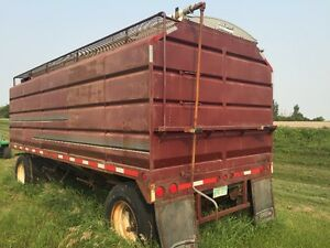Doepker Grain trailer