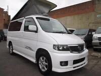 MAZDA BONGO NEW SHAPE AUTO FREE TOP BEST 2.5 V6