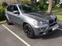 2007 (57) BMW X5 3.0d M SPORT, 124k, FSH, PRO SATNAV!