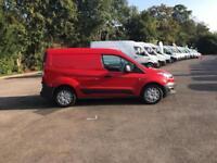 Ford Transit Connect L1 1.6 Tdci 75Ps Van Euro 5 DIESEL MANUAL RED (2016)