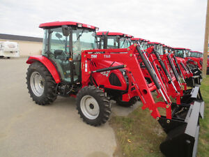 2017 TYM T654 Tractor and Loader
