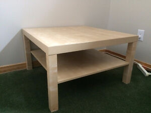 Table ikea kijiji free classifieds in gatineau find a for Ikea table basse carree