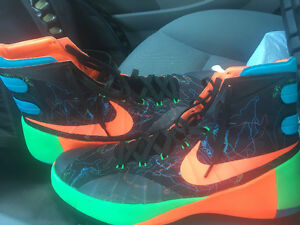 Hyperfuse Size 14 Basketball Shoes