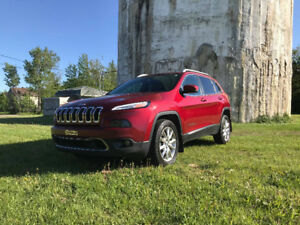 2014 Jeep Cherokee Limited VUS