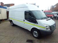 Ford Transit 2.2TDCi ( 125PS ) ( EU5 ) ( RWD ) 350L 350 LWB 2013