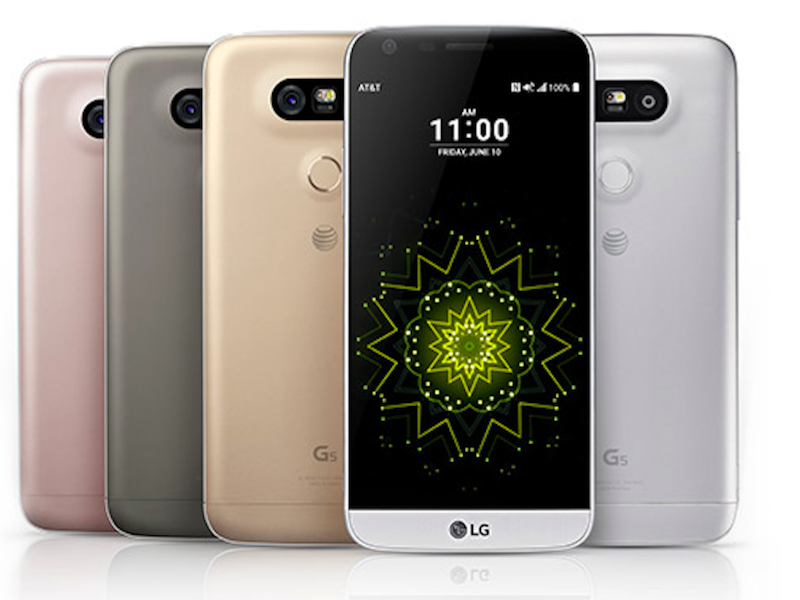 SELLER REFURBISHED LG G5 (32GB) 4G LTE H820  ANDROID AT&T + GSM UNLOCKED SMARTPHONE SRB