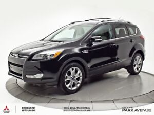 2014 Ford Escape TITANIUM AWD NAVI+CUIR+PNEUS * Photos à venir*
