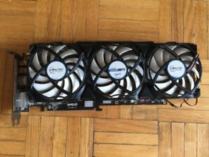 AMD HD 7970 3GB GDDR5 /w Accelero Extreme Cooler!