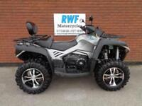 QUADZILLA X8 EPS, 2015, 64, ONLY 1 OWNER FROM NEW & 1009 MILES, MINT, LONG MOT